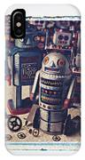 Toy Robots IPhone Case
