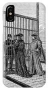 Treaty Of Picquigny IPhone Case