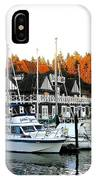 Vancouver Rowing Club IPhone Case