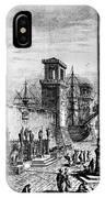 Venice: Arsenale IPhone Case