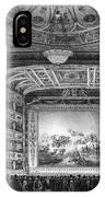 Venice: Teatro La Fenice IPhone Case