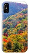 View Along The Highland Scenic Highway IPhone Case