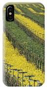 Vineyards In Californias Edna Valley IPhone Case