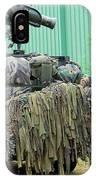 Vw Iltis Jeeps Of A Recce Scout Unit IPhone Case