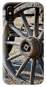 Wagon Wheel IPhone Case