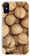 Walnuts IPhone Case