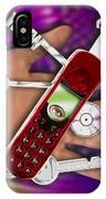 Wap Mobile Telephone IPhone Case