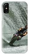 Water Skiing Magic Of Water 27 IPhone Case