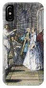 Wedding, C1730 IPhone Case