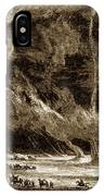 Whirlwinds, 1873 IPhone Case