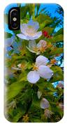 White Beauty IPhone X Case