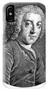 William Pitt (1708-1778) IPhone Case