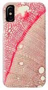 Wisteria Stem IPhone Case