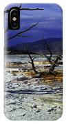 Yellowstone National Park 6 IPhone Case
