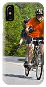 Bicycle Ride Across Georgia IPhone Case