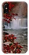 Cumberland Falls Ky IPhone Case