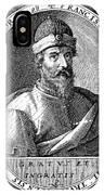 Francisco Pizarro IPhone Case
