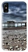 Penarth Pier IPhone Case