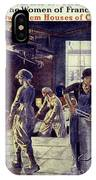World War I: U.s. Poster IPhone Case