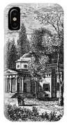 Jefferson: Monticello IPhone Case