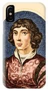 Nicolaus Copernicus, Polish Astronomer IPhone Case