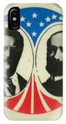Presidential Campaign: 1904 IPhone Case