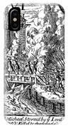 John Churchill (1650-1722) IPhone Case