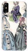 Womens Fashion, 1842 IPhone Case