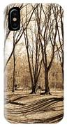 Ambresbury Banks Bronze Age Fortification IPhone Case