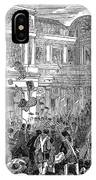 France: Revolution Of 1848 IPhone Case