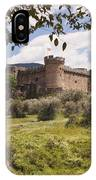 15th Century Castle Of The Duke Of IPhone Case
