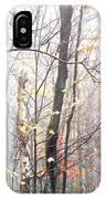 Autumn Monongahela National Forest IPhone Case