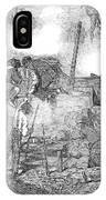 France: Revolution Of 1848 IPhone Case