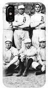 1902 Philadelphia Athletics IPhone Case
