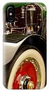 1919 Mcfarlan Type 125 Touring Engine IPhone Case