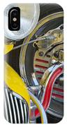 1929 Ford Model A Roadster Wheel IPhone Case