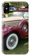 1930 Buick IPhone Case