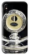 1930 Ford Hood Ornament  IPhone Case
