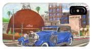 1931 Lincoln K Dietrich Phaeton IPhone Case