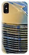 1933 Chevrolet Grille And Headlights IPhone Case