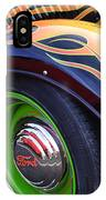 1933 Ford Wheel IPhone Case