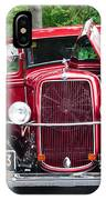 1934 Ford IPhone Case