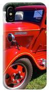 1935 Dodge Firetruck IPhone Case