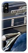1935 Reo Speed Wagon 6ap Pickup  IPhone Case