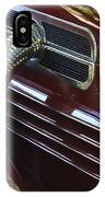 1936 Cord IPhone Case