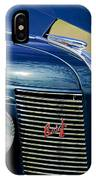 1937 Buick Hood Ornament IPhone Case