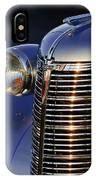 1938 Chevrolet Grille IPhone Case