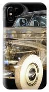1940 Pontiac Transparent IPhone Case