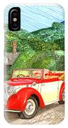 1948 Alvis English Countryside IPhone Case