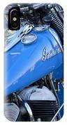 1948 Indian Chief Motorcycle IPhone Case